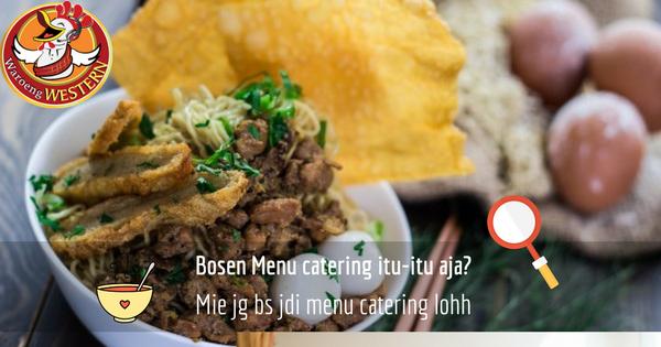 Ingin Menu Berbeda? Mi Bisa Jadi Menu Catering Jakarta Lho