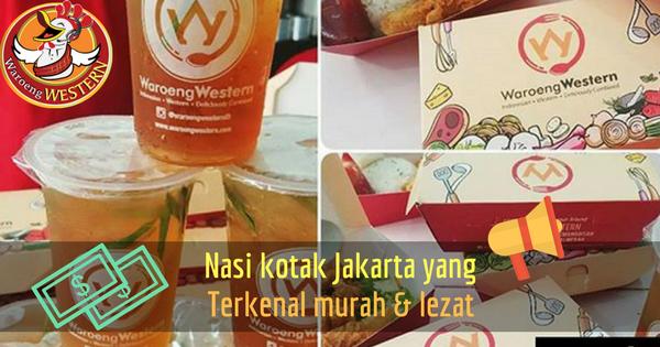 Memilih Nasi Kotak Murah Jakarta yang Terkenal Lezat