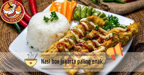 Nasi Box Jakarta Paling Enak