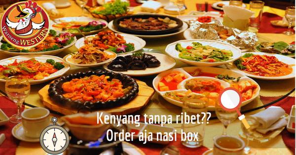 Kenyang Tanpa Ribet? Order Nasi Box Jakarta Sekarang Juga!