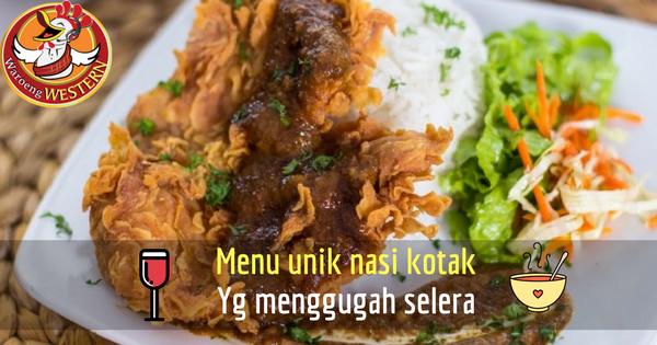 Menu Unik untuk Nasi Kotak Jakarta yang Dijamin Menggugah Selera