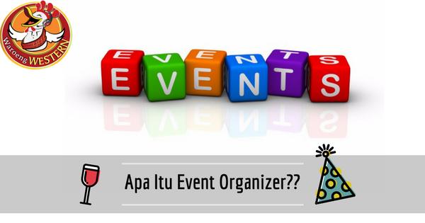 Apa sih itu Event Organizer?