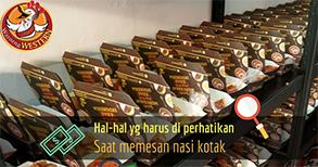 Ingin Pesan Nasi Kotak Jakarta? Ini Hal yang Harus Kamu Perhatikan