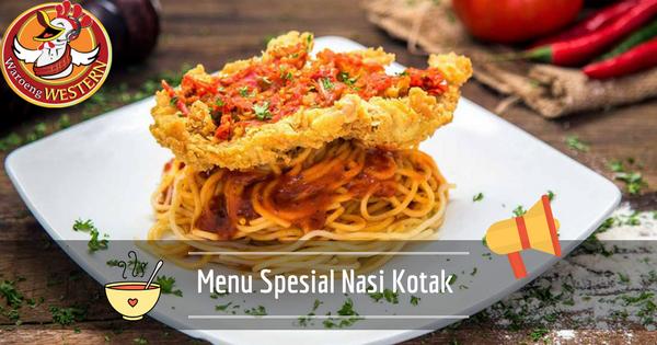 Menu Spesial untuk Nasi Box Murah Jakarta