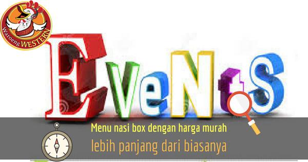 Solusi Pas Mantap Pilihan Menu Nasi Box Jakarta Berkualitas Dengan Harga Murah Untuk Berbagai Event Besar Dari Waroeng Western