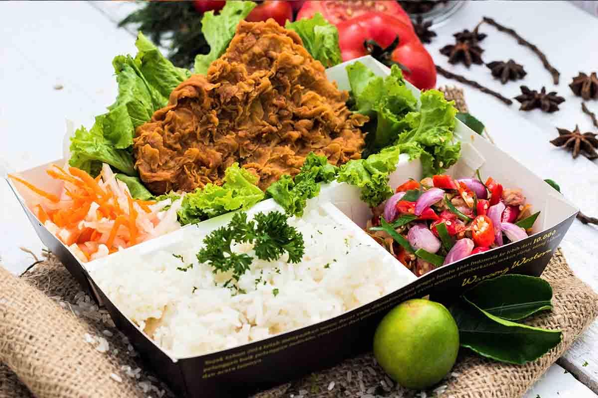 Memilih Nasi Box / Nasi Kotak Untuk Acara Anda