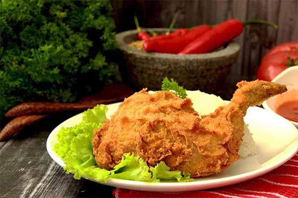 Ayam Kuning Crispy